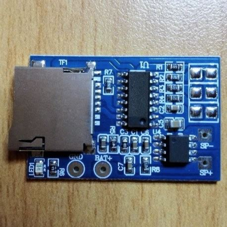 mp3 player module gpd2846a mp3 player audio decoding module with tf card support