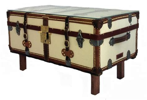 antique trunk coffee tables antique trunk coffee table omero home