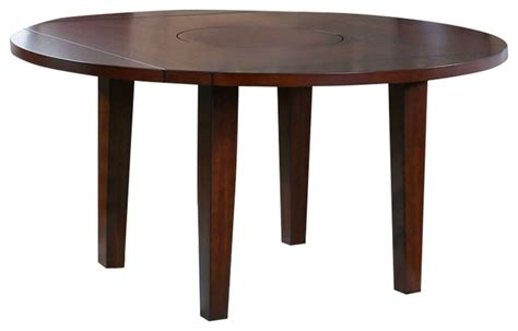 60 inch drop leaf dining table homelegance 586 60 ameillia drop leaf table