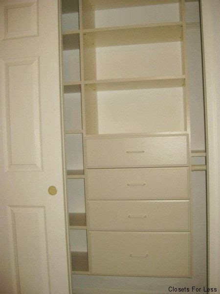 organize small closets in bucks county closets for less