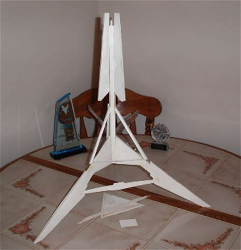 How To Make A Paper Tower - paper tower