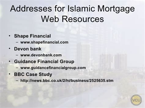 islamic bank mortgage islamic finance