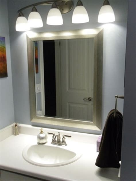 best lighting for bathroom mirror bathroom lighting and mirrors lighting ideas