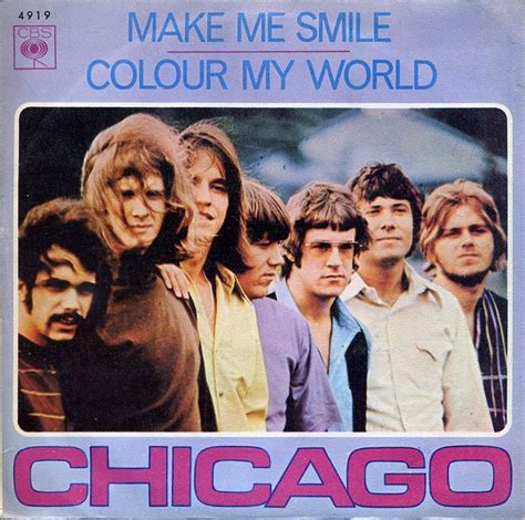 chicago color my world chicago color my world what color is my world song