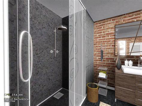 estilo bathroom estilo bathroom the sims 3 download simsdom