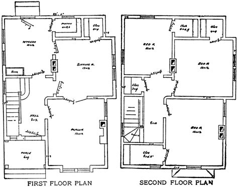 House Floor Plans With Pictures Quot The Baldwin Quot Floor Plans Clipart Etc