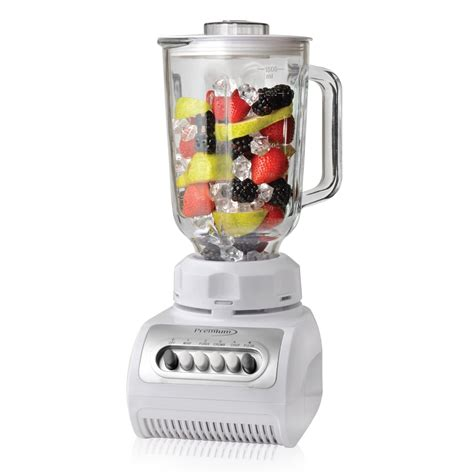 Premium Blender Juicer Quantum premium appliances 4 speed pulse blender