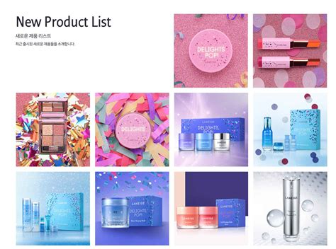 Laneige Delights Pop Bb Cushion Whitening Shade 21 30g what s new in k vol 11 christinahello