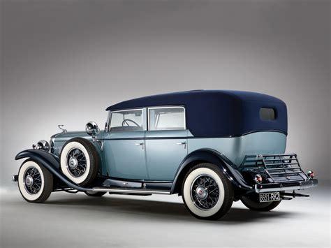 Cadillac V16 Convertible by 1930 Cadillac V16 Convertible Sedan By Saoutchik