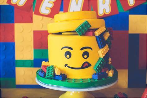 Lego Graphic 14 kara s ideas lego cake from a lego birthday