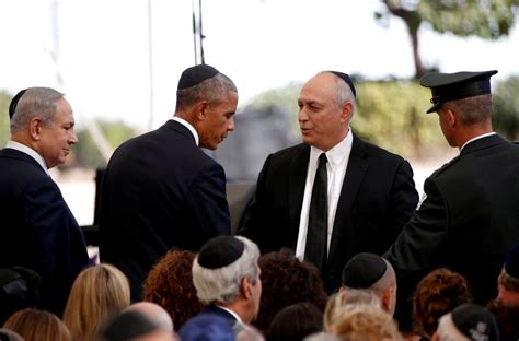 obama clinton and prince charles at israeli ex president