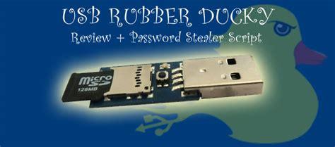Usb Rubber Ducky usb rubber ducky kwaakt als een toetsenbord jarno baselier