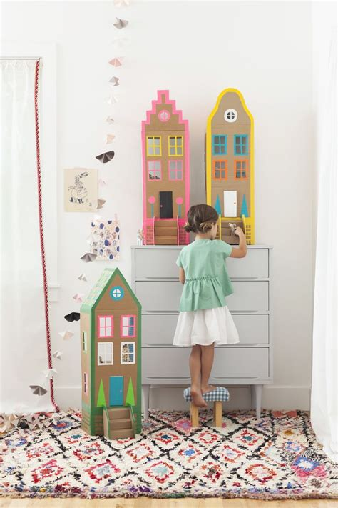 cardboard dolls house cardboard dolls house woodworking projects plans