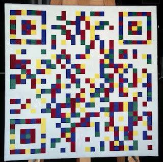 spray paint qr code paint a qr code inspiration qr codes