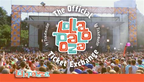 Lollapalooza Sweepstakes 2017 - lollapalooza official exchange is never sold out win vip tickets
