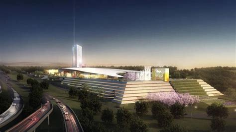 Weird House Plans by Mgm Provides First Look At Proposed National Harbor Casino