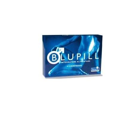 blupill integratore alimentare blupill 6cpr