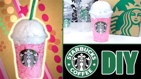 how to make room decorations diy starbucks room decoration youtube