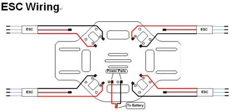 quadcopter wheel 450 wiring diagram wiring diagram