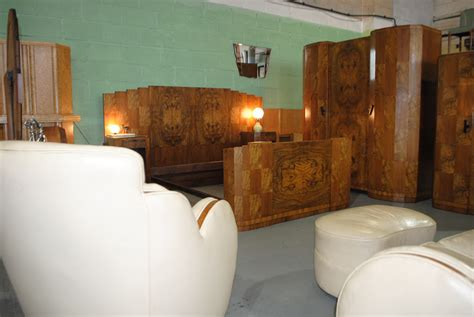 Art Deco Hille Bedroom Suite  Cloud 9, Art Deco Furniture Sales