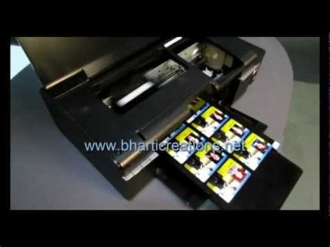epson id card tray template epson pvc id card tray tutorial how to save money and do
