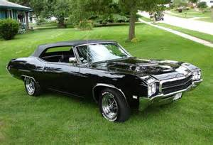 1969 Buick Gs 1969 Buick Gs Stage 1 Convertible Hotrod Hotline