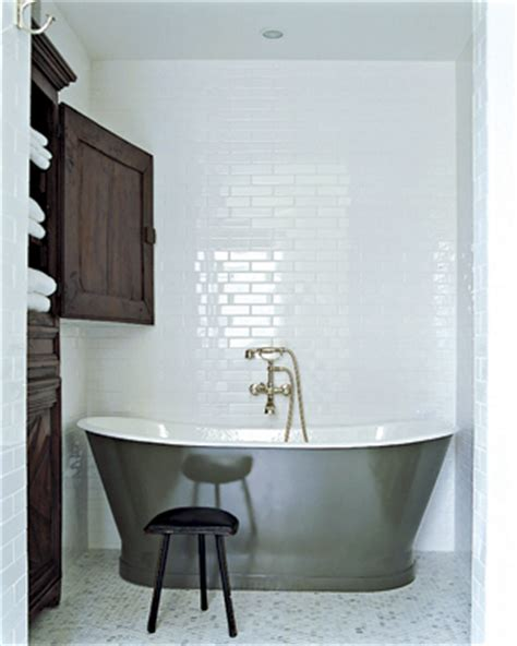 nate berkus bath candide bathtub eclectic bathroom nate berkus design