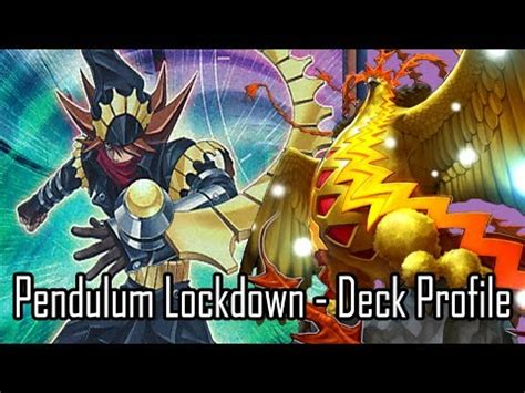 Lockdown Deck by Yu Gi Oh Pendulum Lockdown Deck Profile Asurekazani