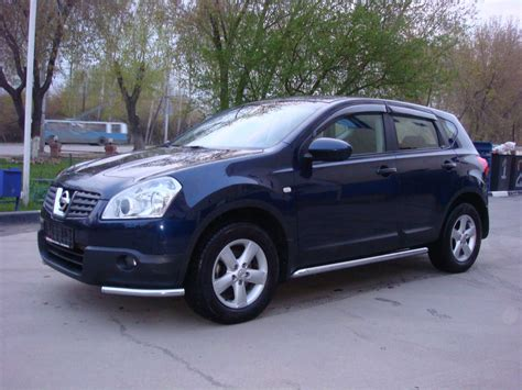 nissan dualis 2008 price 2008 nissan qashqai photos 2 0 gasoline automatic for sale