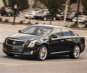 Cadillac Xts Cadillac Xts Get New Features For 2017 Model Year