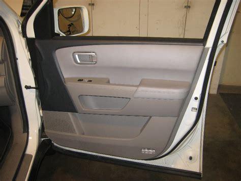 2009 honda pilot door panel 2009 2015 honda pilot plastic interior door panel removal