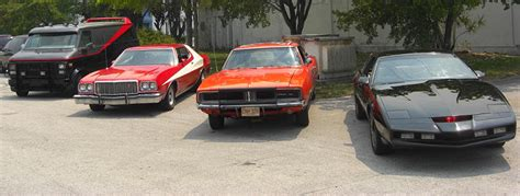 Starsky And Hutch Original Car Famous Cars For Rent Soon