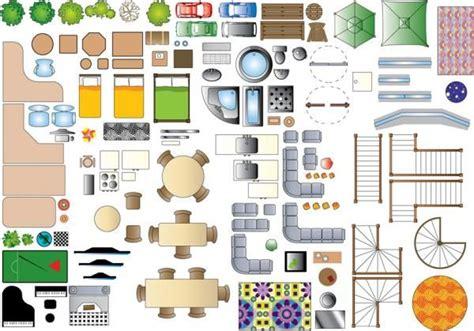 furniture plan view google search furniture symbols
