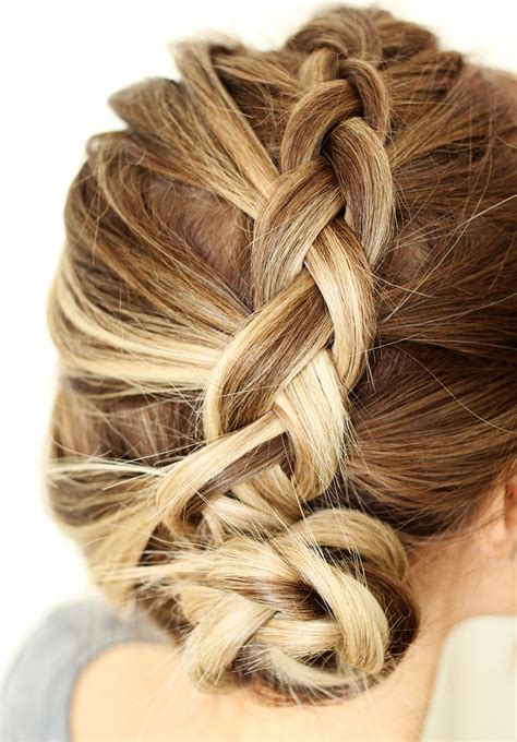 new type of twists with steps how to style a simple dutch braid a beautiful mess