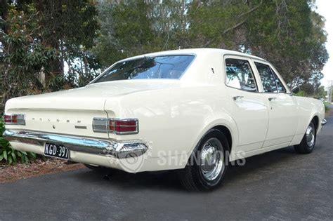 sold holden hk kingswood 307 sedan auctions lot 42