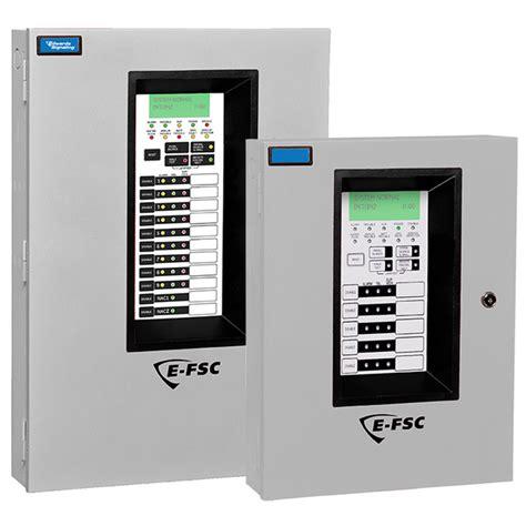 Alarm Edward edwards signaling e fsc series conventional alarm