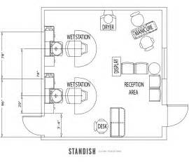 Salon And Spa Floor Plans by Gallery For Gt Hair Salon Design Ideas And Floor Plans