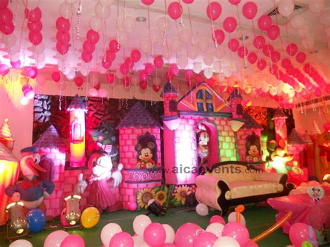 home decorations for birthday mickey house club house decor aica events aica events