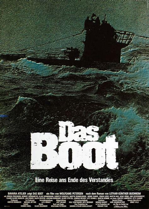u boat movie film excess das boot 1981 or the german u boat tragedy