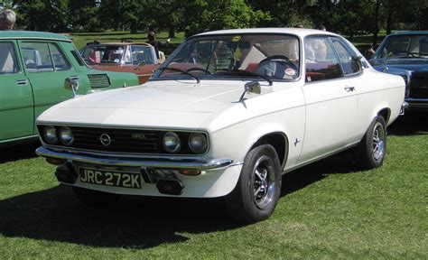 opel england file opel manta a first registered in england november