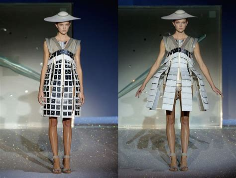 Hussein Chalayans Amazing Fashion And Technology Mix 2 by One Hundred And Eleven Collection Hussein Chalayan