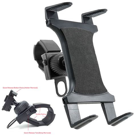 tablet mount for boat chargercity strap lock tablet mount for bicycle treadmill