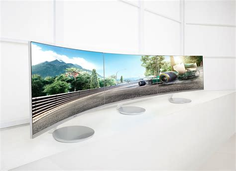 Monitor Curved samsung has just announced three new curved monitors with support for amd freesync
