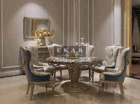 Affordable Kitchen Table Sets by Ekar Furniture Round Marble Table Dining Table Luxury