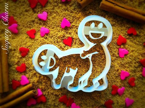 Cookies Fans s day cookies the fan cookie cutter