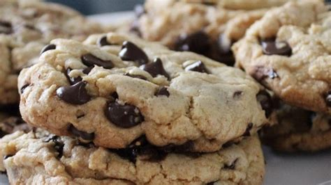 best chocolate chip cookie recipe best big chewy chocolate chip cookie recipe