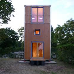 Micro House by Homebox Tiny House Swoon