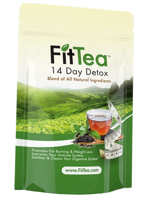 Best Tea Detox Program by Fit Tea The Best Detox And Weight Loss Product Fashion