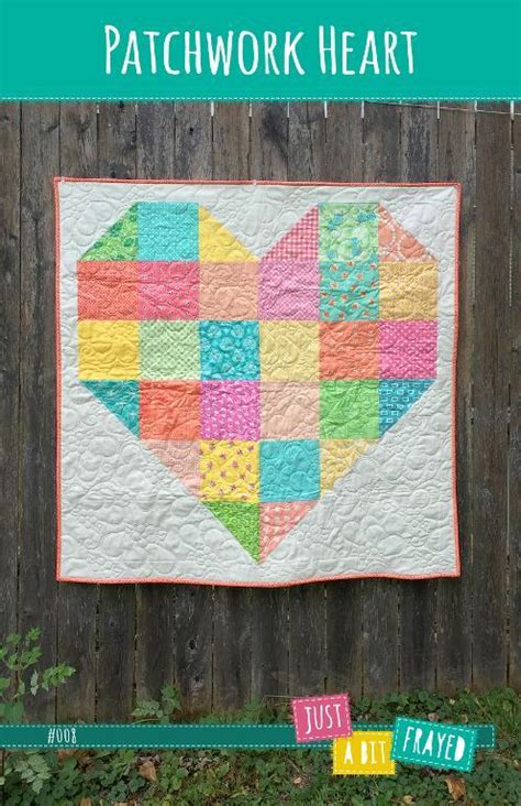 Free Baby Patchwork Quilt Patterns - 8 scrap friendly modern baby quilts