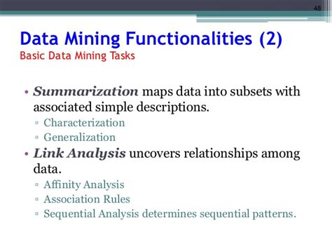 pattern analysis and data mining data is the new oil big data data mining and bio